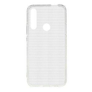 Huawei P Smart Z Fleksibelt Plastik Cover - Gennemsigtig