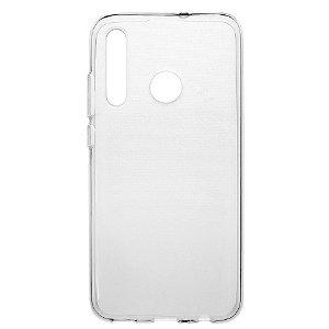 Honor 20 Lite Non-Slip Fleksibelt Plastik Cover Gennemsigtig