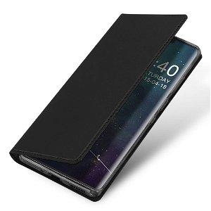 Huawei Mate 30 Pro Dux Ducis Skin Pro Series Thin Wallet Sort