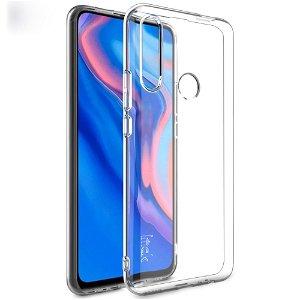 Huawei P Smart Z IMAK UX-5 Series Fleksibelt Plast Cover - Gennemsigtig