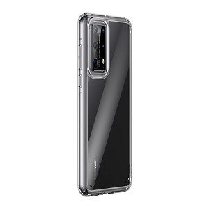 Huawei P40 BENKS Hybrid Plast Cover Gennemsigtig