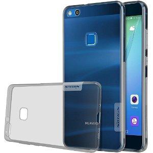 Huawei P10 Lite NILLKIN Ultra Thin Nature Cover - Gennemsigtig / Grå