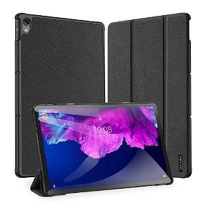 Lenovo Tab P11 / P11 Plus Cover - DUX DUCIS DOMO Series Quality Case - Sort