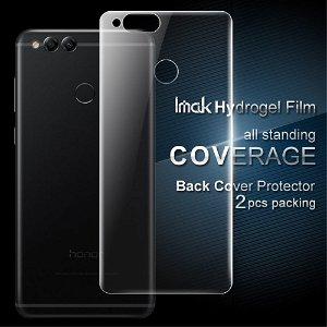 Huawei Honor 7X IMAK Full Screen Soft Hydrogel Protecter - Beskyttelsesfilm 2 stk.