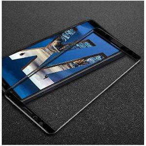 Huawei Honor 7X IMAK Full Coverage Hærdet Glas Beskyttelsesfilm - Sort