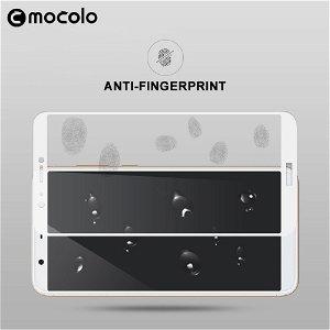 Huawei P Smart MOCOLO Hærdet Glas Skærmbeskyttelse (Full-size) - Hvid