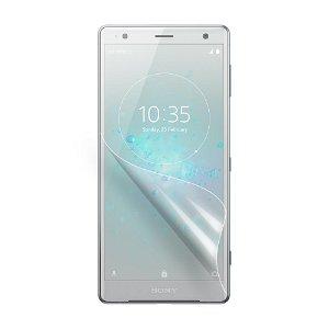 Sony Xperia XZ2 YourMate LCD Skærmbeskyttelse (Afgrænset)