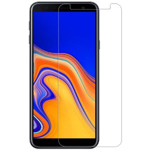 Samsung Galaxy J4+ / J6+ NILLKIN Crystal Clear Beskyttelsesfilm