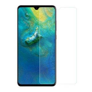 Huawei Mate 20 X Panserglas - Case Friendly - Skærmbeskyttelse - Gennemsigtig