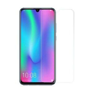 Huawei P Smart (2019) / Huawei Honor 10 Lite Panserglas - Case Friendly - Skærmbeskyttelse - Gennemsigtig
