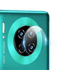 Huawei Mate 30 Pro Kameralinse Panserglas - Beskyttelsesglas - Gennemsigtig
