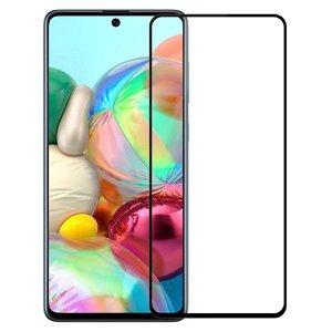 Samsung Galaxy A71 / Note 10 Lite NILLKIN 3D Full-Fit Hærdet Glas Skærmbeskyttelse m. Sort Ramme