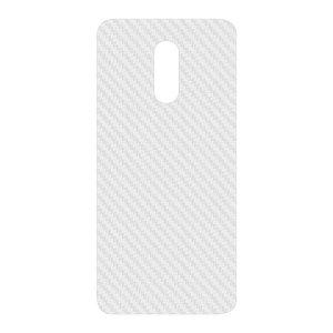 IMAK Carbon Fiber OnePlus 7 Plastik Cover - Gennemsigtig
