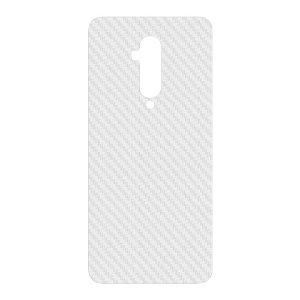 IMAK Carbon Fiber OnePlus 7T Pro Plastik Cover - Gennemsigtig