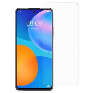 Huawei P Smart (2021) Hærdet Glas Skærmbeskyttelse  - Case Friendly - Gennemsigtig