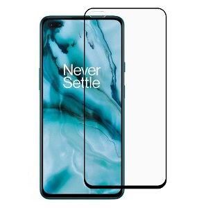 OnePlus Nord / Nord 2 (5G) RURIHAI Hærdet Glas - Skærmbeskyttelse - Full-Fit - Sort