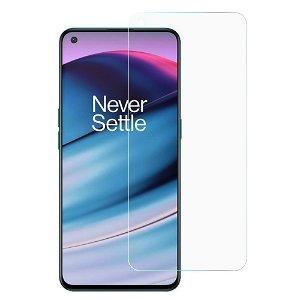 OnePlus Nord CE (5G) Arc Edge Hærdet Glas - Skærmbeskyttelse - Gennemsigtig
