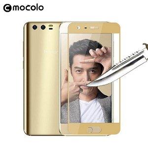 Huawei Honor 9 MOCOLO PanserPro Hærdet Glas Skærmbeskyttelse (full-size) - Guld