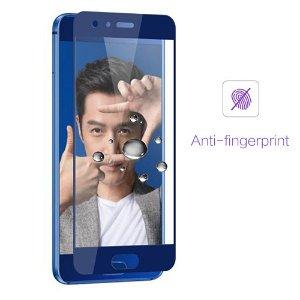 Huawei Honor 9 MOCOLO PanserPro Hærdet Glas Skærmbeskyttelse (full-size) - Blå