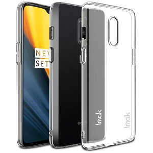 OnePlus 7 IMAK Plastik Cover - Gennemsigtig