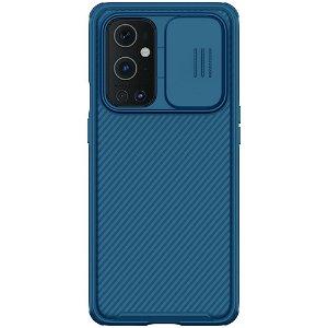 OnePlus 9 Pro Nillkin Camshield - Blå