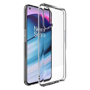 OnePlus Nord CE (5G) IMAK UX-5 Series Cover - Gennemsigtig