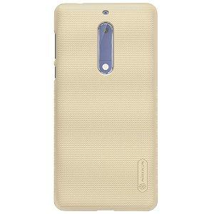Nokia 5 NILLKIN Shield Cover inkl. Beskyttelsesfilm Guld
