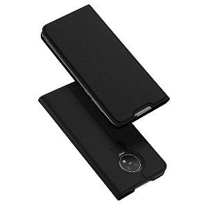 Nokia 6.2 / 7.2 DUX DUCIS Skin Pro Series Thin Wallet Cover Sort
