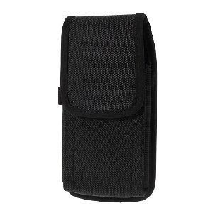 Universal Oxford Cloth Bæltetaske Til Mobil - XXL - Sort