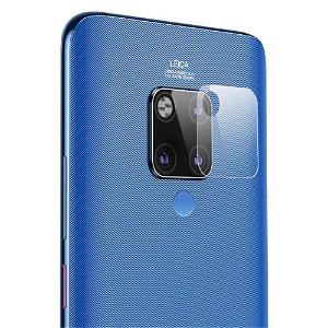 Huawei Mate 20 X Panserglas til Kameralinse - Gennemsigtig