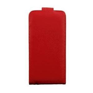 iPhone 6 Plus / 6s Plus Læder Flip Cover m. Pung Rød