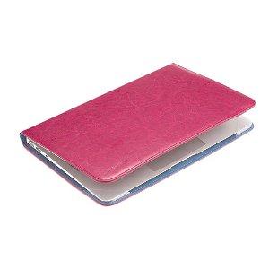"MacBook Air 11.6"" J. M. Show Thin Microfiber Leather Case - Pink *"