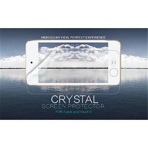 iPod Touch 5th/6th Gen. Nillkin Crystal Anti-Fingerprint Beskyttelsesfilm