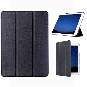 Samsung Galaxy Tab S2 9.7 Læder Smart Cover - Sort
