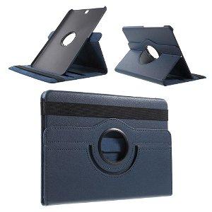 Samsung Galaxy Tab S2 9.7 Rotating Cover m. Stand - Mørk Blå