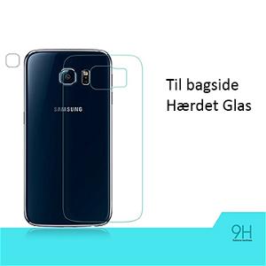Samsung Galaxy S6 NILLKIN Hærdet Glas Til Bagsiden
