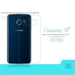 Samsung Galaxy S6 Edge NILLKIN Amazing+ Beskyttelsesglas Til Bagside