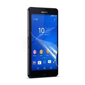 Sony Xperia Z3 Compact Yourmate Skærmbeskyttelse (afgrænset)
