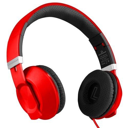 Billede af HyperGear V30 Stereo Headphones - Rød