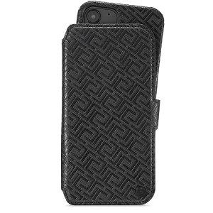 Holdit iPhone 12 Pro / 12 Wallet Magnet Case Stockholm Celia - Sort