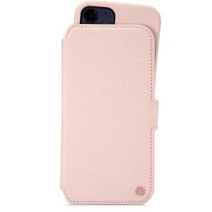 Holdit iPhone 12 / 12 Pro Wallet Magnet Case Stockholm Pink
