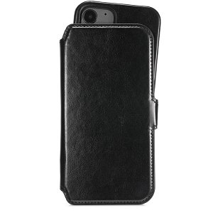 Holdit iPhone 12 / 12 Pro Wallet Magnet Case Berlin Sort