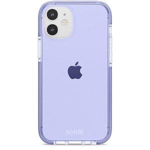 Holdit iPhone 12 Mini Seethru Cover - Lavender