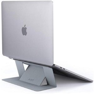MOFT Laptop Stand til Bord - Sølv