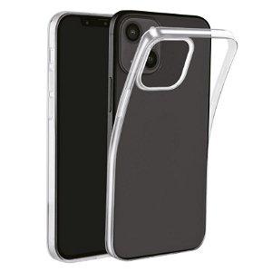 iPhone 13 Vivanco Super Slim Bagside Cover - Gennemsigtig