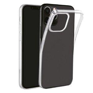 iPhone 13 Pro Vivanco Super Slim Bagside Cover - Gennemsigtig