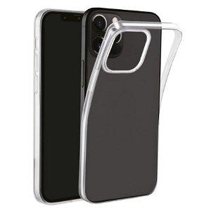 iPhone 13 Pro Max Vivanco Super Slim Bagside Cover - Gennemsigtig
