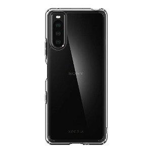 Sony Xperia 10 III Spigen Ultra Hybrid Case - Gennemsigtig