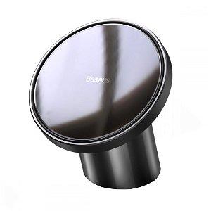 Baseus Magnetisk Bilholder til Instrumentbræt & Ventilationsanlæg - MagSafe Kompatibel - Sort