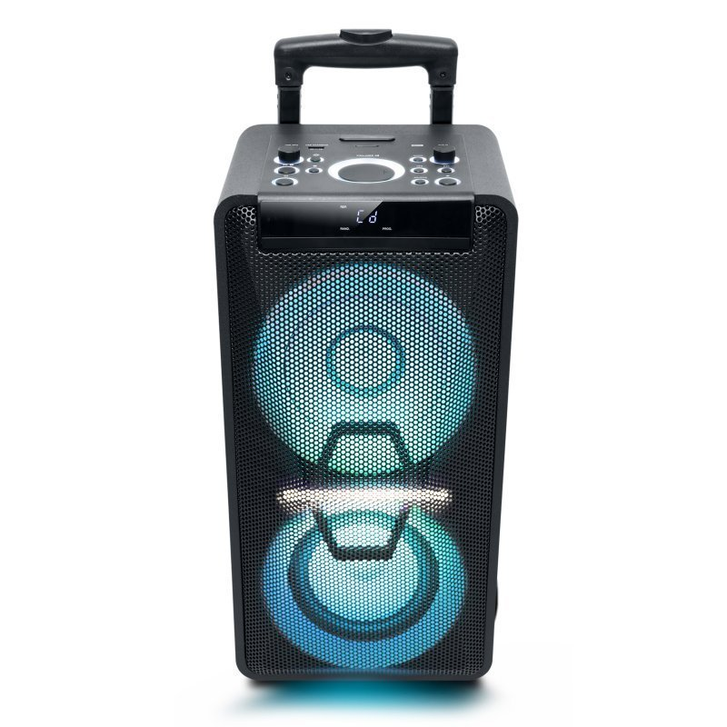 MUSE Bluetooth M-1920 DJ Partybox Højttaler 300W – Sort